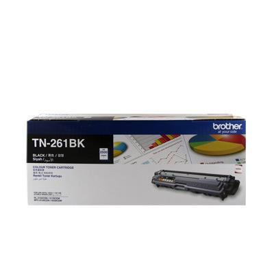 Brother TN-261BK ตลับหมึกแท้ สีดำ ราคา 2050 บาท
