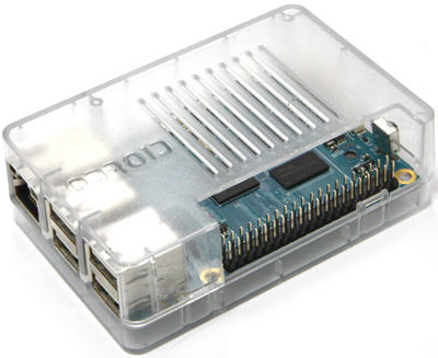 ODROID-C1 Case Clear
