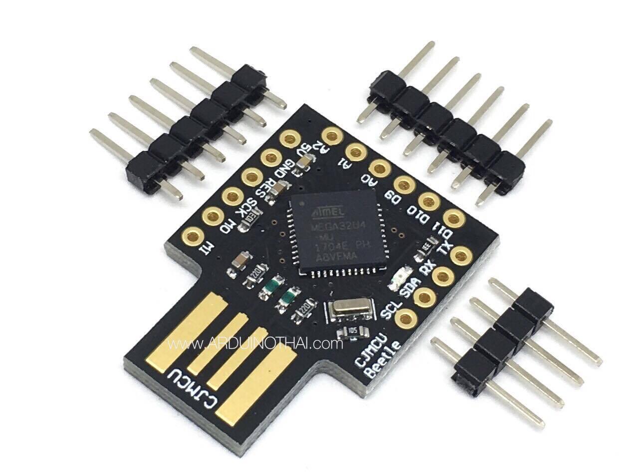 Leonardo USB ATMEGA32U4 virtual keyboard