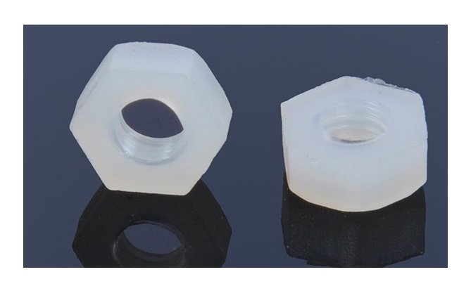 Plastic Nut (M3 จำนวน 10 ตัว)