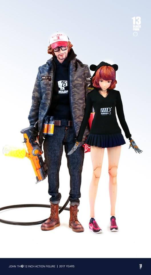 Black 13 park - Otaku Fantasy War - Fujita-Kun and You Ko