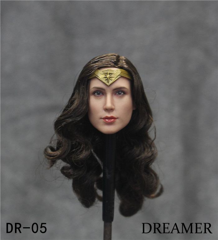 Dreamer DR-05 Wonder Woman Versano Headscuplt