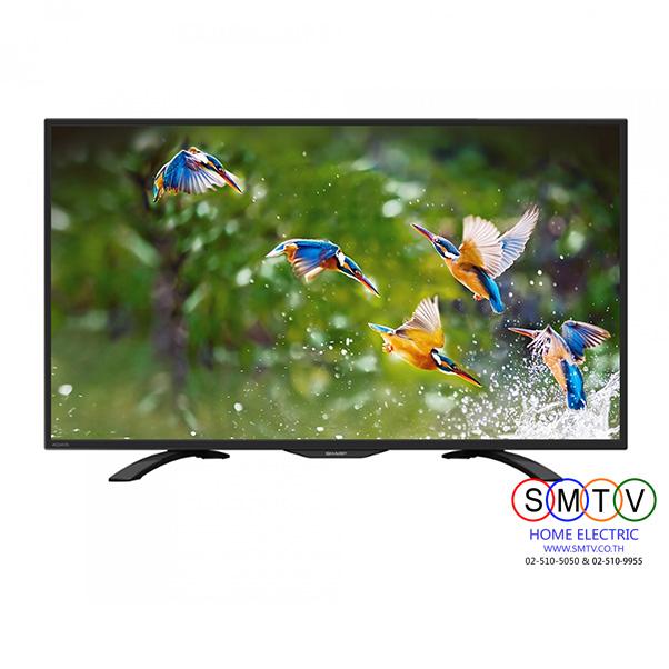 "LED Full HD Smart TV 45"" SHARP รุ่น LC-45LE380X"
