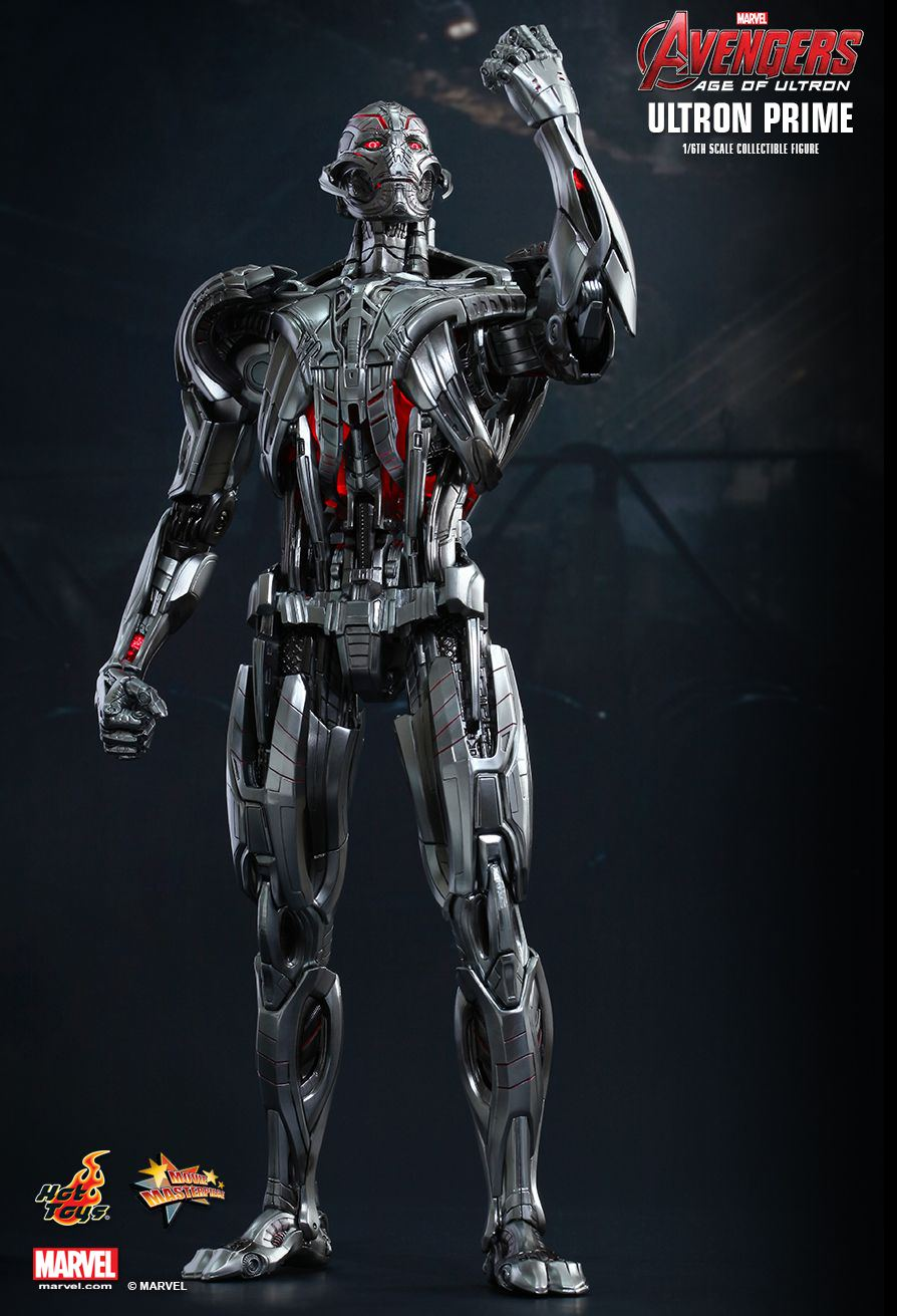 Hot Toys MMS284 AVENGERS: AGE OF ULTRON - ULTRON PRIME