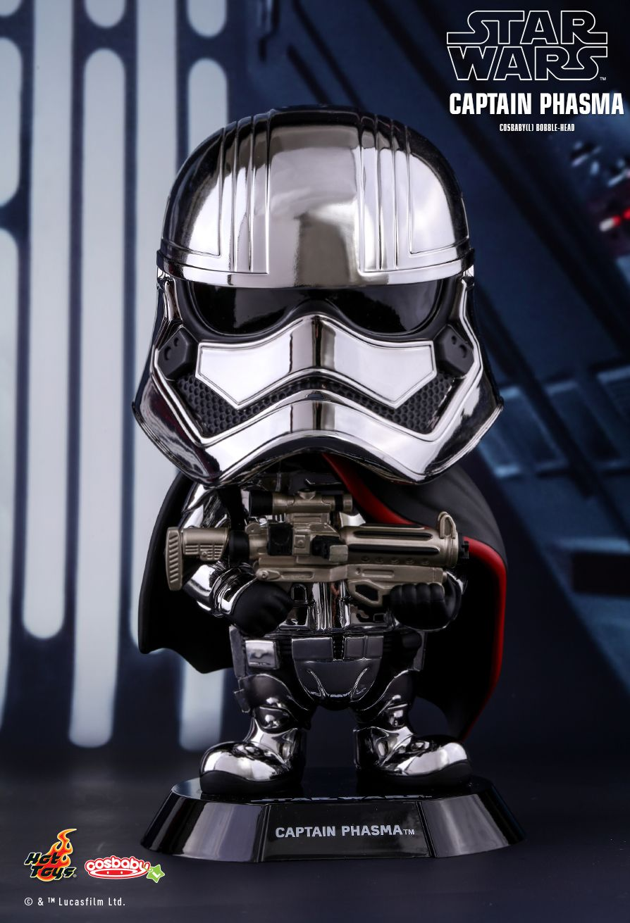 Hot Toys COSB403 STAR WARS: THE FORCE AWAKENS - CAPTAIN PHASMA (L)