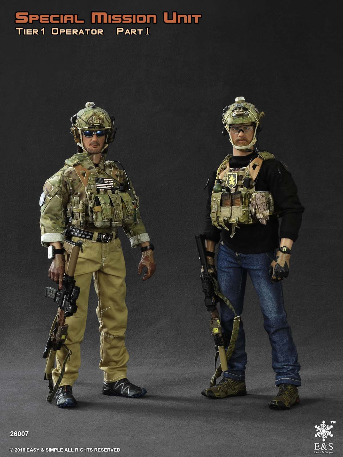 Easy&Simple 26007 Special Mission Unit