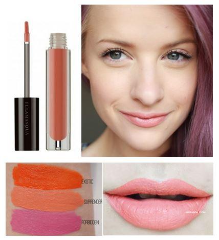 **พร้อมส่ง**ILLAMASQUA Matte Lip Liquid ไซส์จริง 4 ml. #Surrender ลิปกลอสเนื้อแมตต์สีส้มพาสเทล สีสวยคมชัดทุกมุมมอง ติดทนยาวนาน Beauty Guru แนะนำ ผลิตภัณฑ์ใหม่สุดฮอตจากเกาะอังกฤษ โดดเด่นที่สีสดใสคมชัดไม่ซ้ำใคร เนื้อลิปแบบ Liquid ช่วยให้เกลี่ยง่ายแม้ไม่ใช้พ