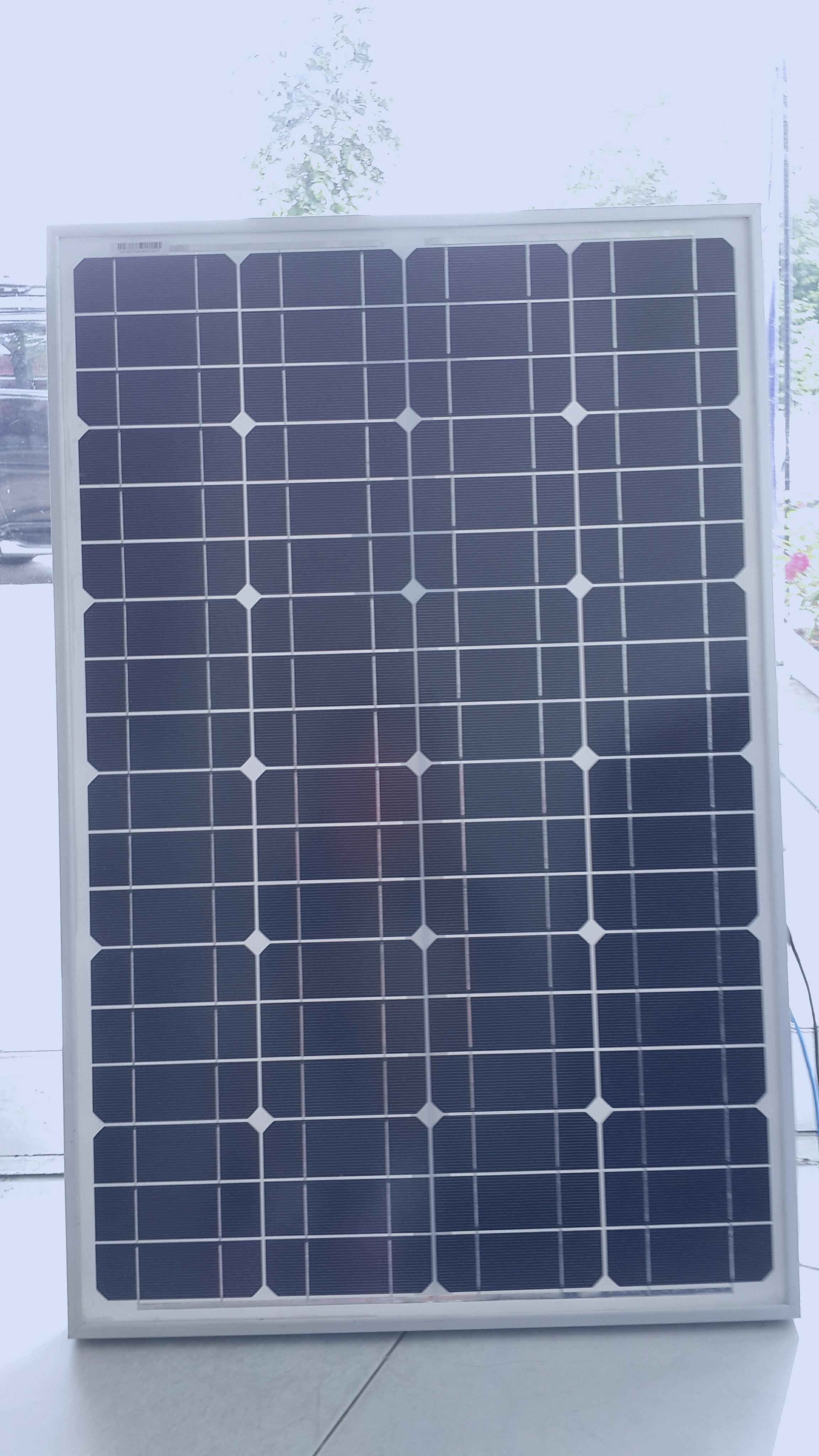 แผงวงจรอิเล็กทรอนิกส์ 80W (Polycrystalline Solar Panels)