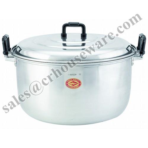 หม้อข้าว-หูหนาตัวใหม่ Rice Cooking Pot 008-CP01145-Extra