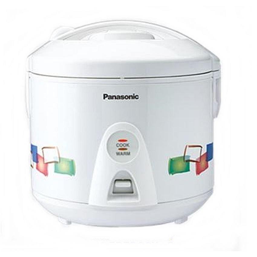 Panasonic หม้อหุงข้าวอุ่นทิพย์ 1.8ลิตร รุ่น SR-TEG18A (CB)