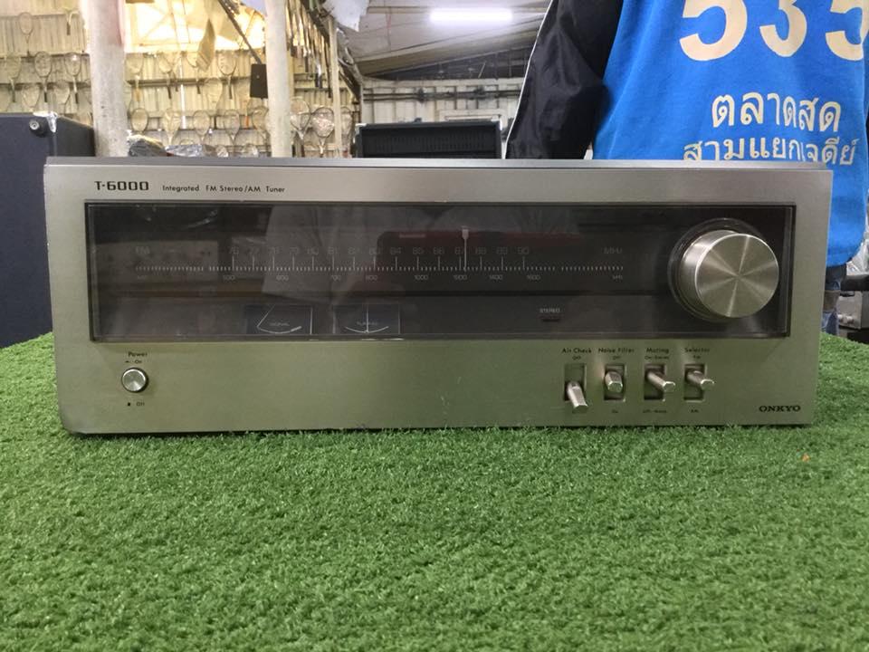 วิทยุ FM AM ONKYO T-600