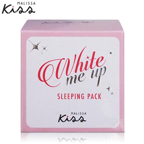 Kiss White Me Up Sleeping Pack ไวท์ มี อัพ สลีปปิ้ง แพ็ค ผลิตภัณฑ์บำรุงผิวหน้ามาส์ก