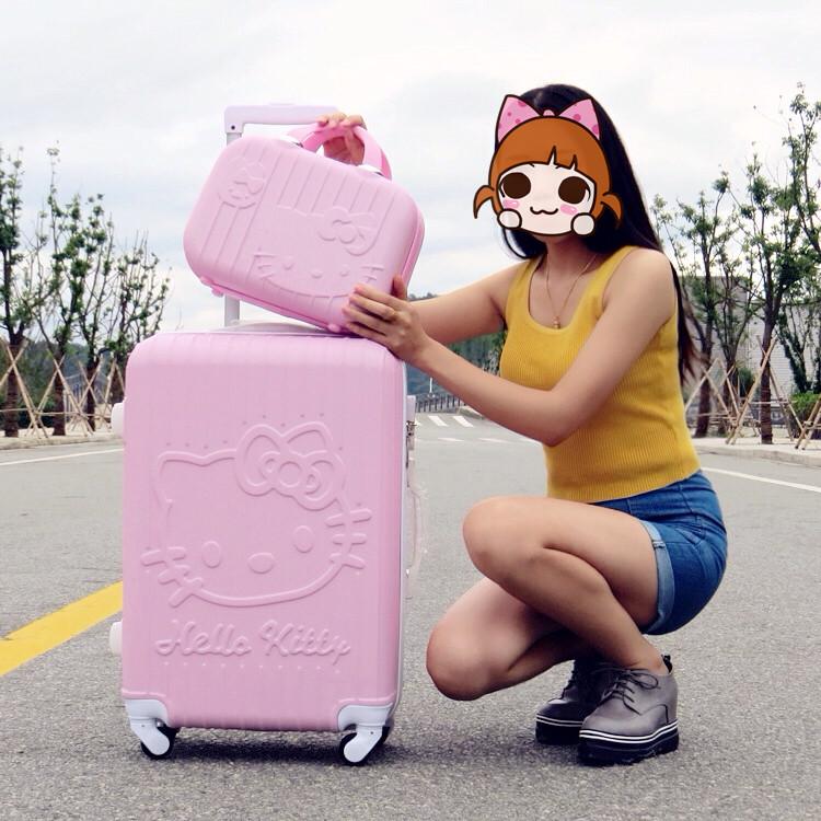 กระเป๋าเดินทางคิตตี้