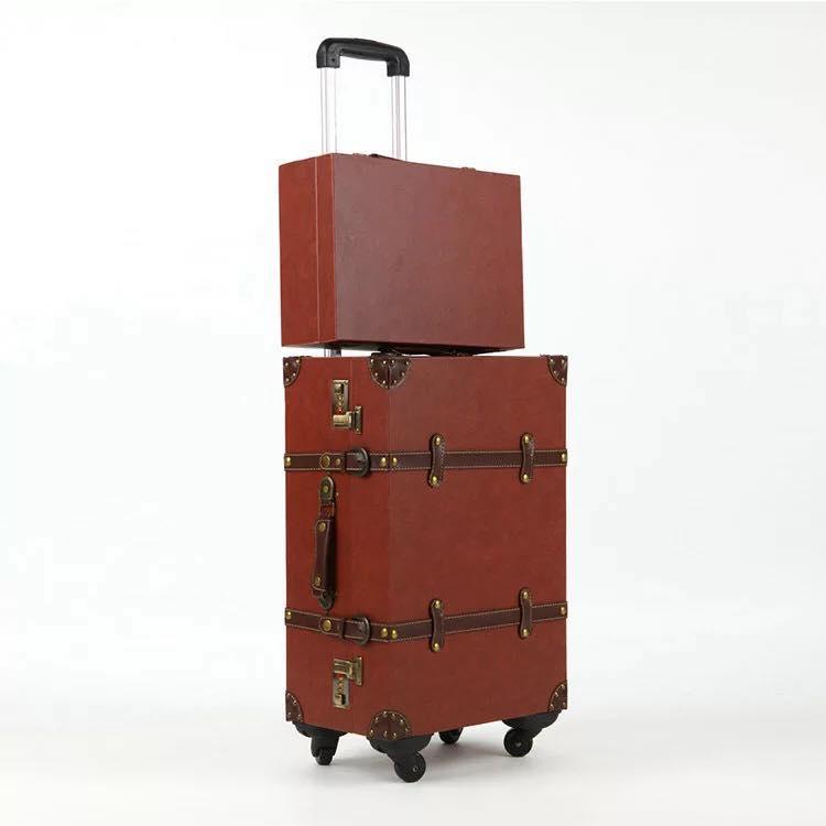 กระเป๋าเดินทางวินเทจ