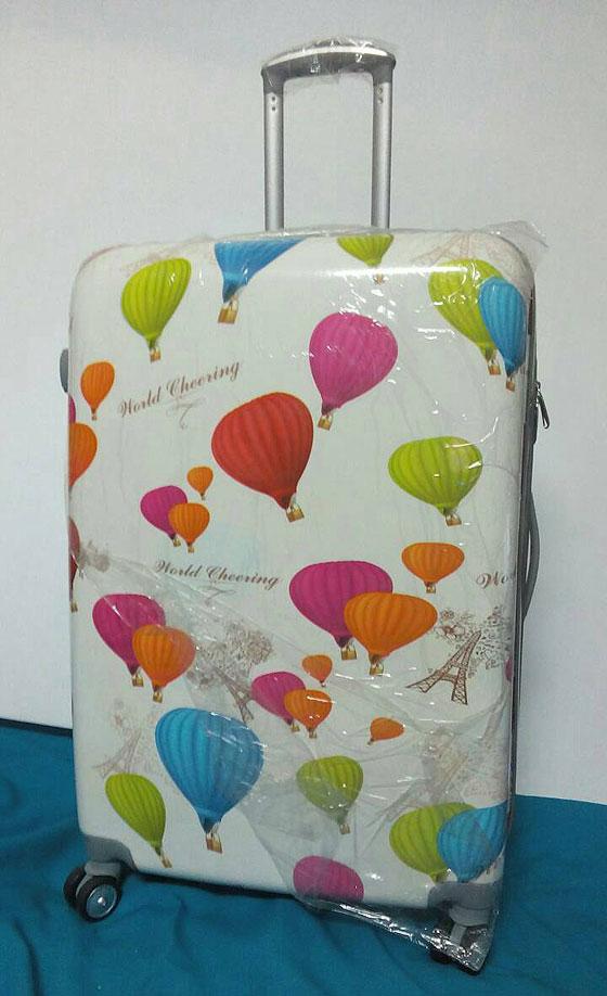 กระเป๋าเดินทางใบใหญ่ 28 นิ้ว ลายลูกบอลลูน