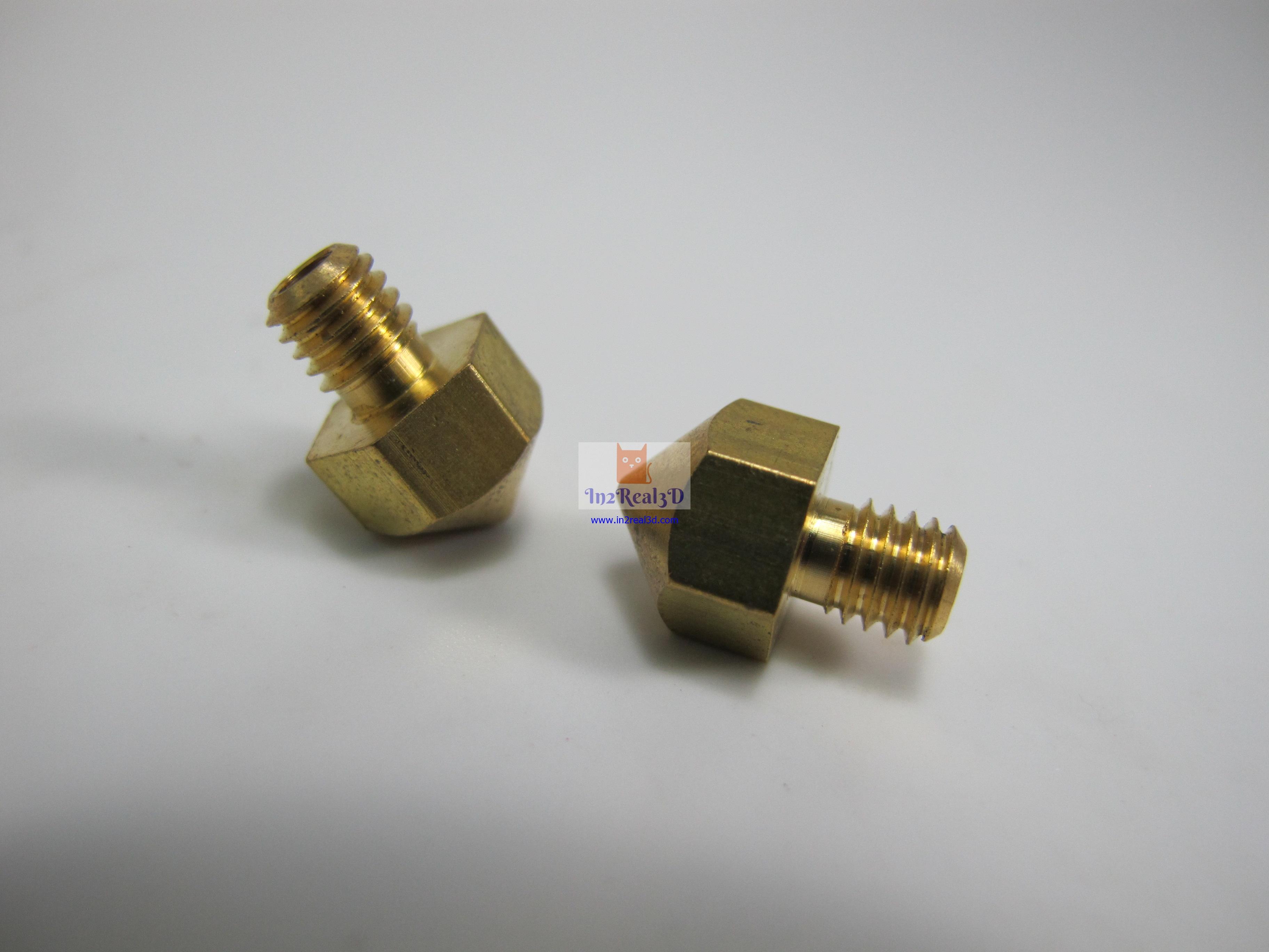 Nozzle (Ultimaker 2) Dia. 0.4 mm