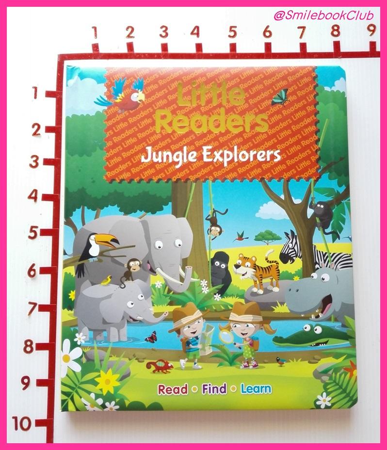 Little Readers : Jungle Explorers
