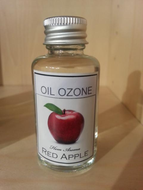 Aroma Oil Ozone Apple 30ml.