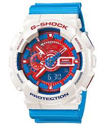 G-Shock crazy color Doraemon รุ่น GA-110AC-7ADR