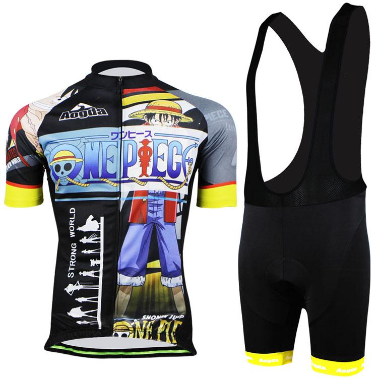 **สินค้าพรีออเดอร์** ชุดจักรยาน onepiece (เสื้อแขนสั้นปั่นจักรยาน+กางเกงเอี้ยมจักรยานขาสั้น)