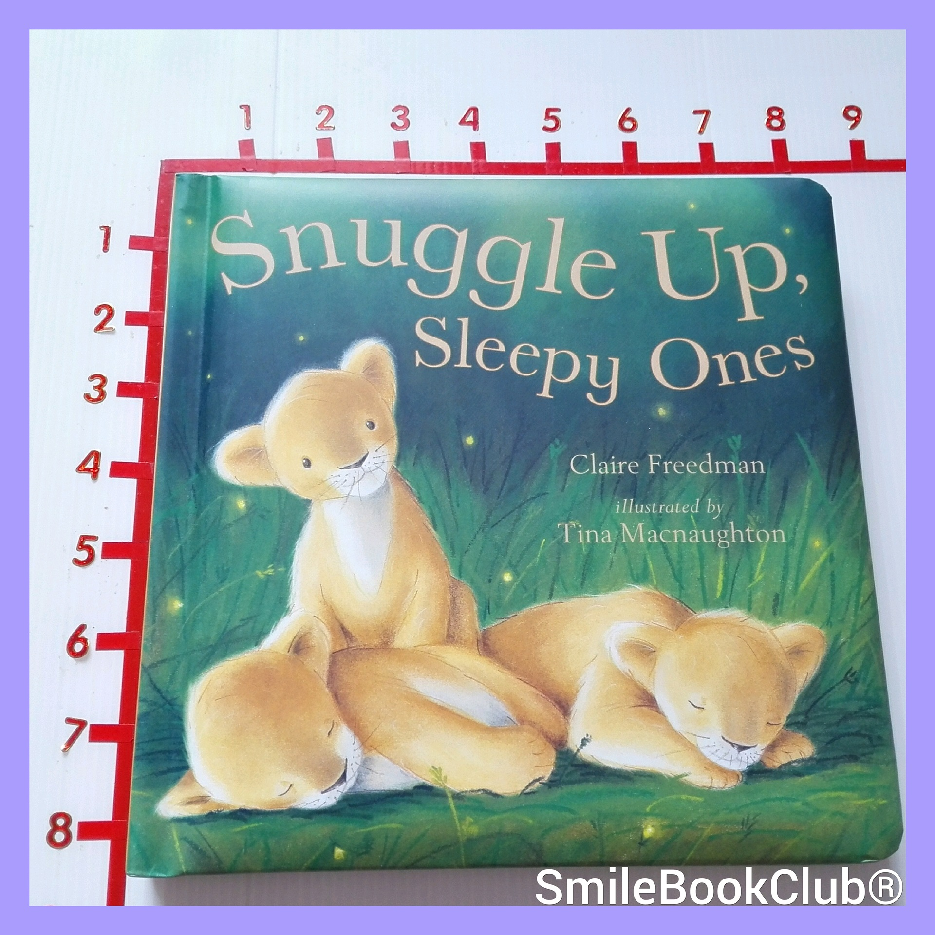 Snuggle Up, Sleepy Ones