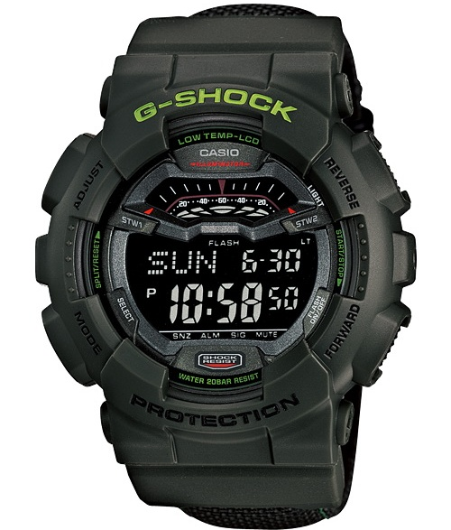 Casio G-Shock รุ่น GLS-100-3DR