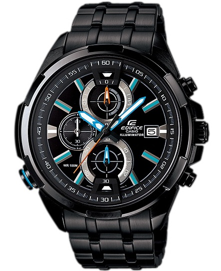 Casio Edifice รุ่น EFR-536BK-1A2VDF