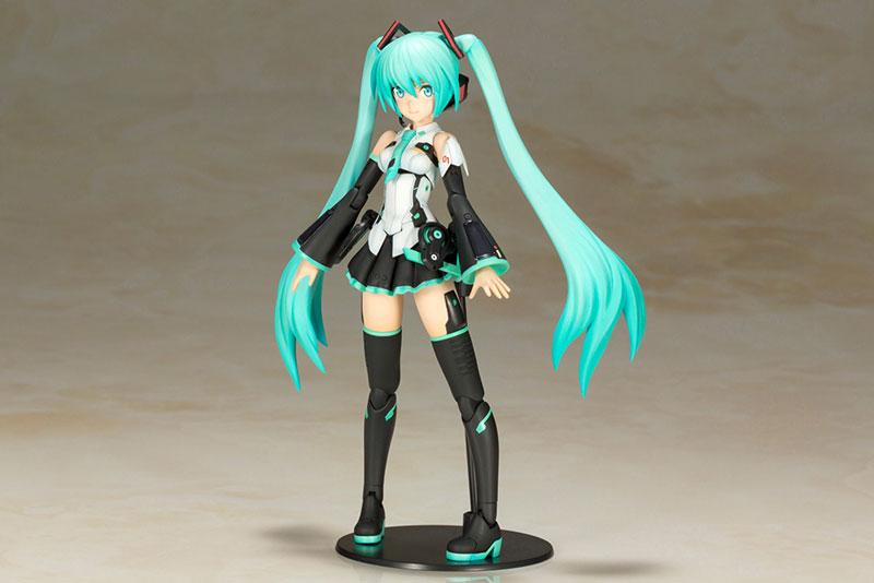 Frame Arms Girl - Frame Music Girl Hatsune Miku Plastic Model(Pre-order)
