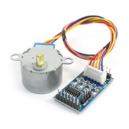 5V 4-phase Stepper Motor+ Driver Board ULN2003