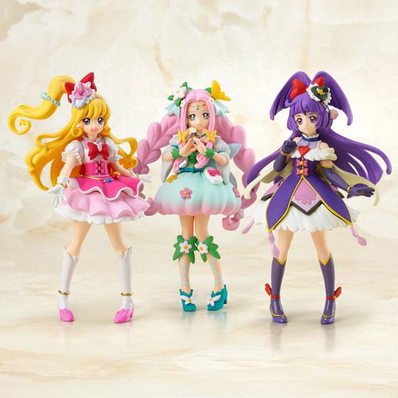 Maho Tsukai PreCure! - Cutie Figure 9Pack BOX (CANDY TOY)(Pre-order)