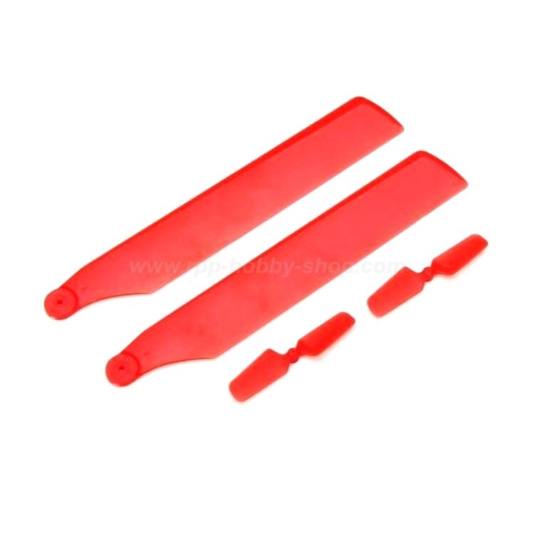 ชุดใบพัดแต่งสีแดง : v977, v966, v930