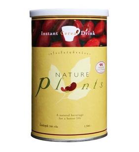 เนเจอร์ แพล็นท์ เครื่องดื่มธัญพืชผง โปรตีนเข้มข้น เหมาะสำหรับผู้ที่มีร่างกายอ่อนแอ เพิ่มภูมิต้านทาน ลดความดัน โรคหัวใจ