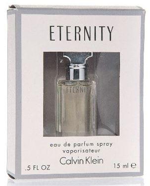 Calvin Klein Eternity For Women Eau De Parfum Spray [15ml][In Box]