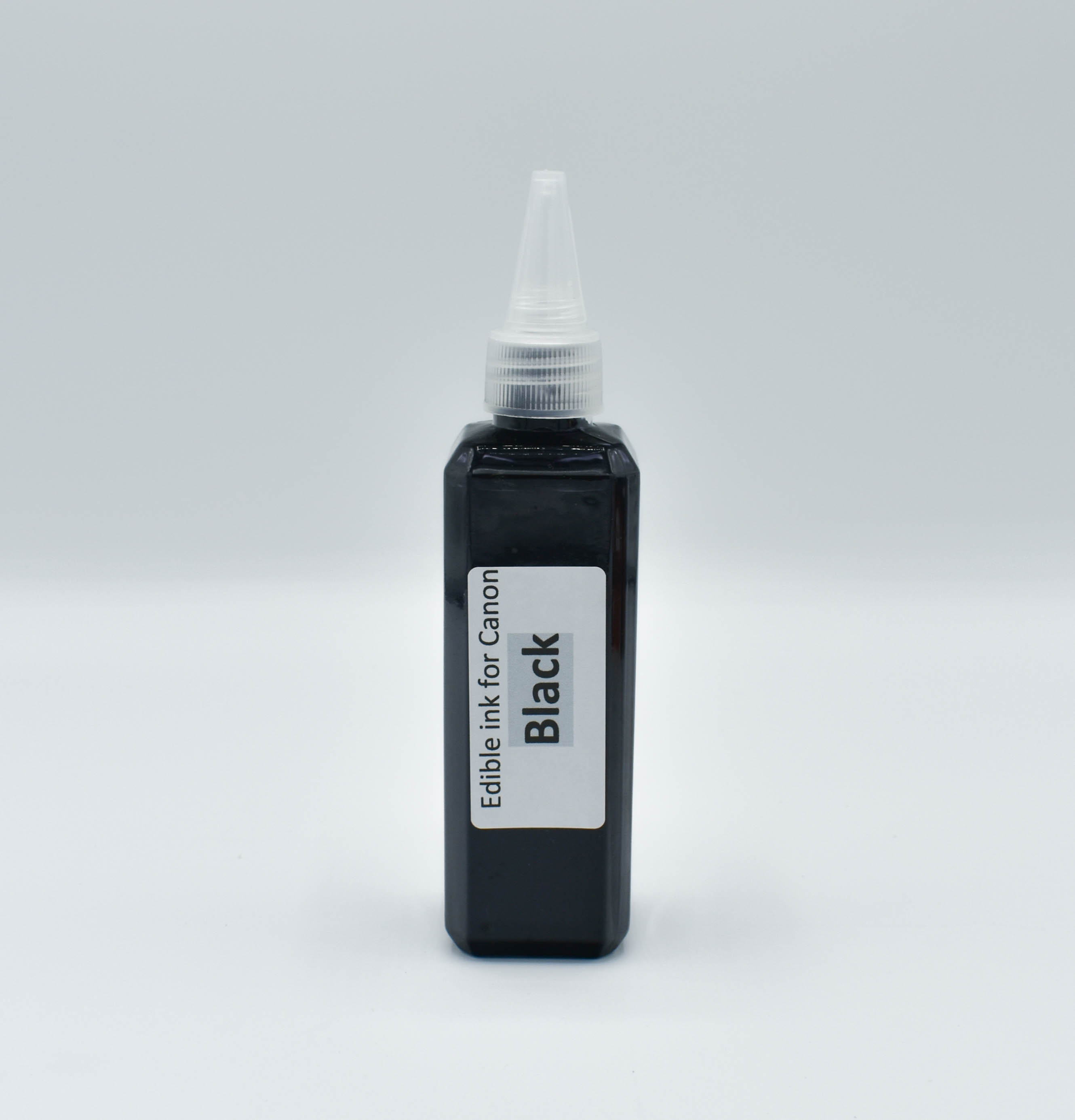 Edible Ink for Canon 100 ml. ( Black )