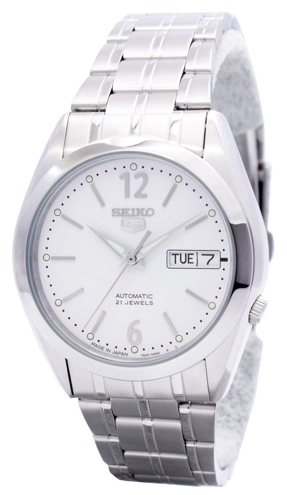 นาฬิกาผู้ชาย Seiko รุ่น SNKE93J1, Seiko 5 Automatic Men's Watch