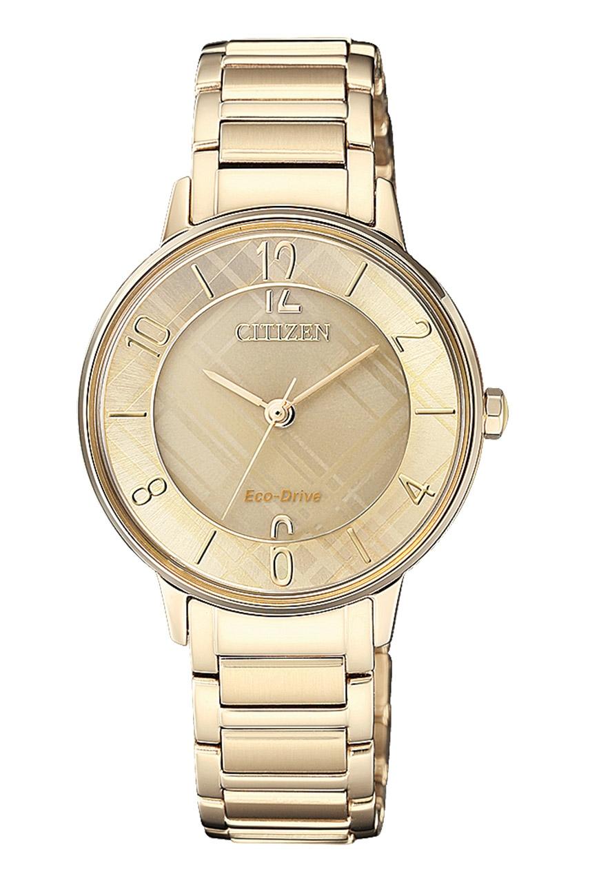 นาฬิกาผู้หญิง Citizen Eco-Drive รุ่น EM0523-86P