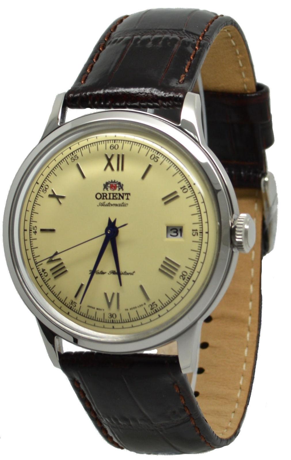 นาฬิกาผู้ชาย Orient รุ่น FAC00009N0, 2nd Generation Bambino Classic Automatic
