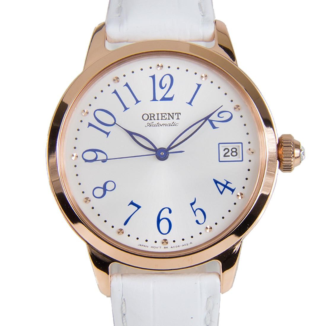 นาฬิกาผู้หญิง Orient รุ่น FAC06002W0, Automatic
