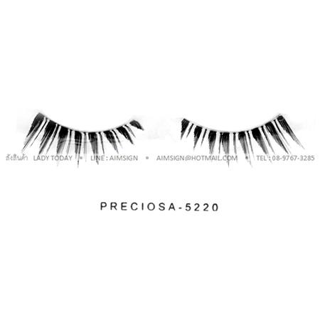 PRECIOSA EYELASH รุ่น NATURAL CLEAR (5220)