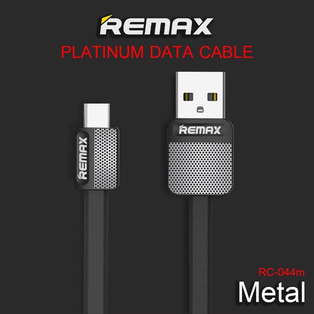 สายชาร์จ Remax RC-044m 1 เมตร สำหรับ Android (แท้)