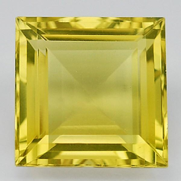 พลอยควอตซ์ (Quartz) พลอยธรรมชาติแท้ น้ำหนัก 11.53 กะรัต