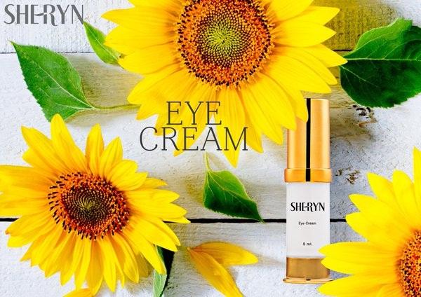 ครีมบำรุงรอบดวงตา Sheryn Eye Contour Cream 5 ml.