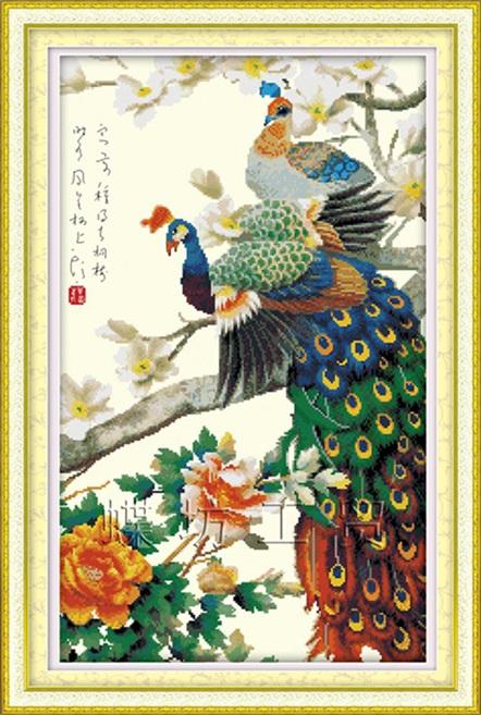 Peacock (พิมพ์ลาย)