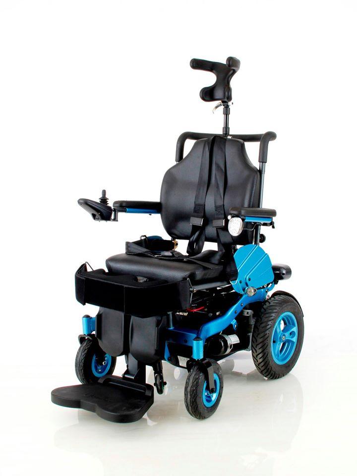 วีลเเชร์ไฟฟ้าปรับยืน Wheelchair Comfort รุ่น LY-ESB240