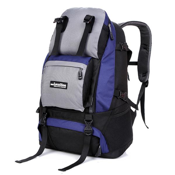 NL16 กระเป๋าเดินทาง สีกรมท่า ขนาดจุสัมภาระ 40 ลิตร