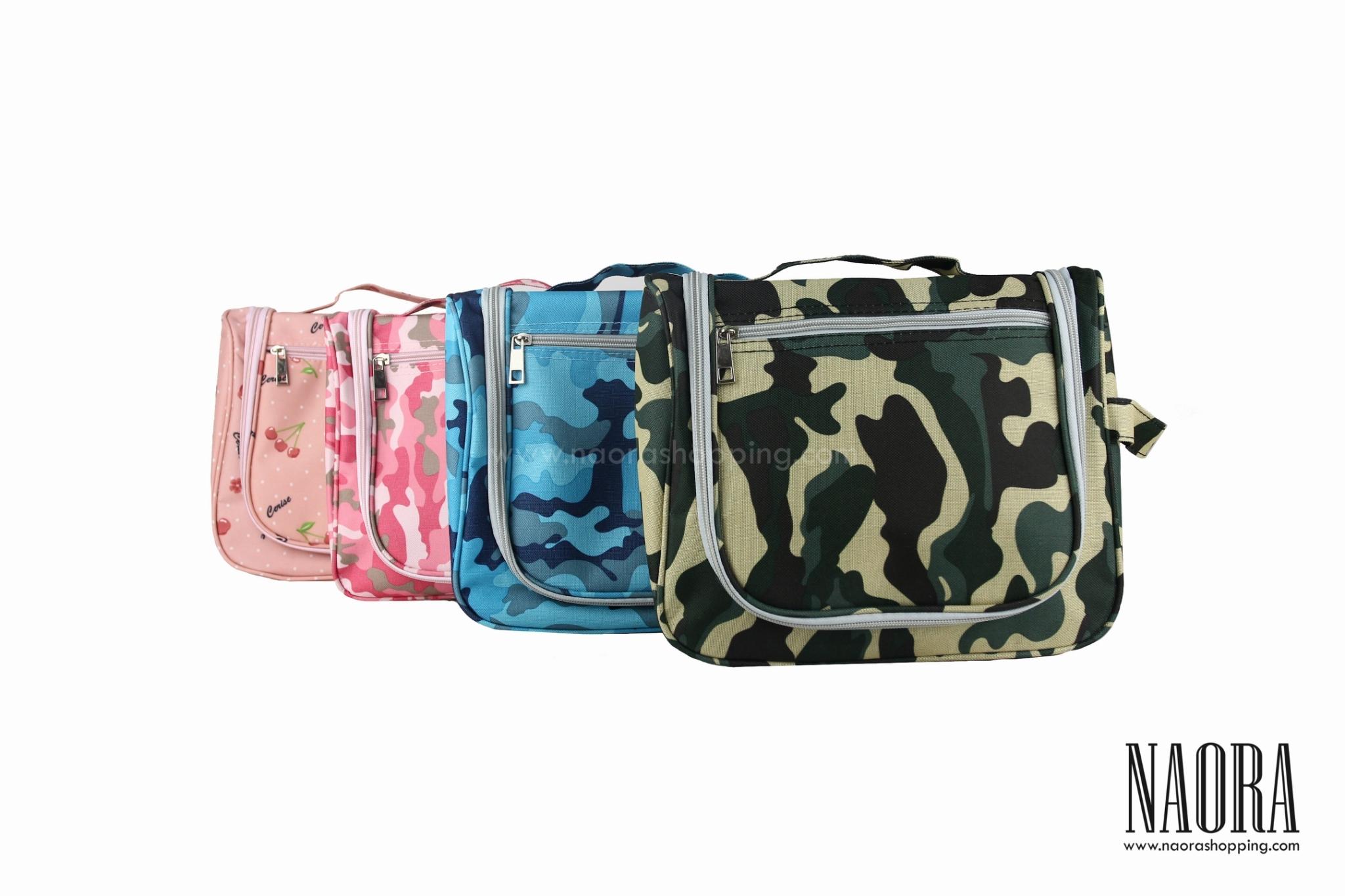 กระเป๋า Shower Bag (มีลาย)
