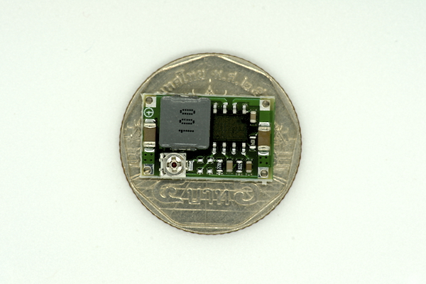DC-DC Step-down Power Module Ultra Small LM2596