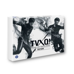 """[PRE-ORDER] TVXQ - TVXQ! SPECIAL LIVE TOUR """"T1ST0RY in SEOUL"""" (2DVD)"""