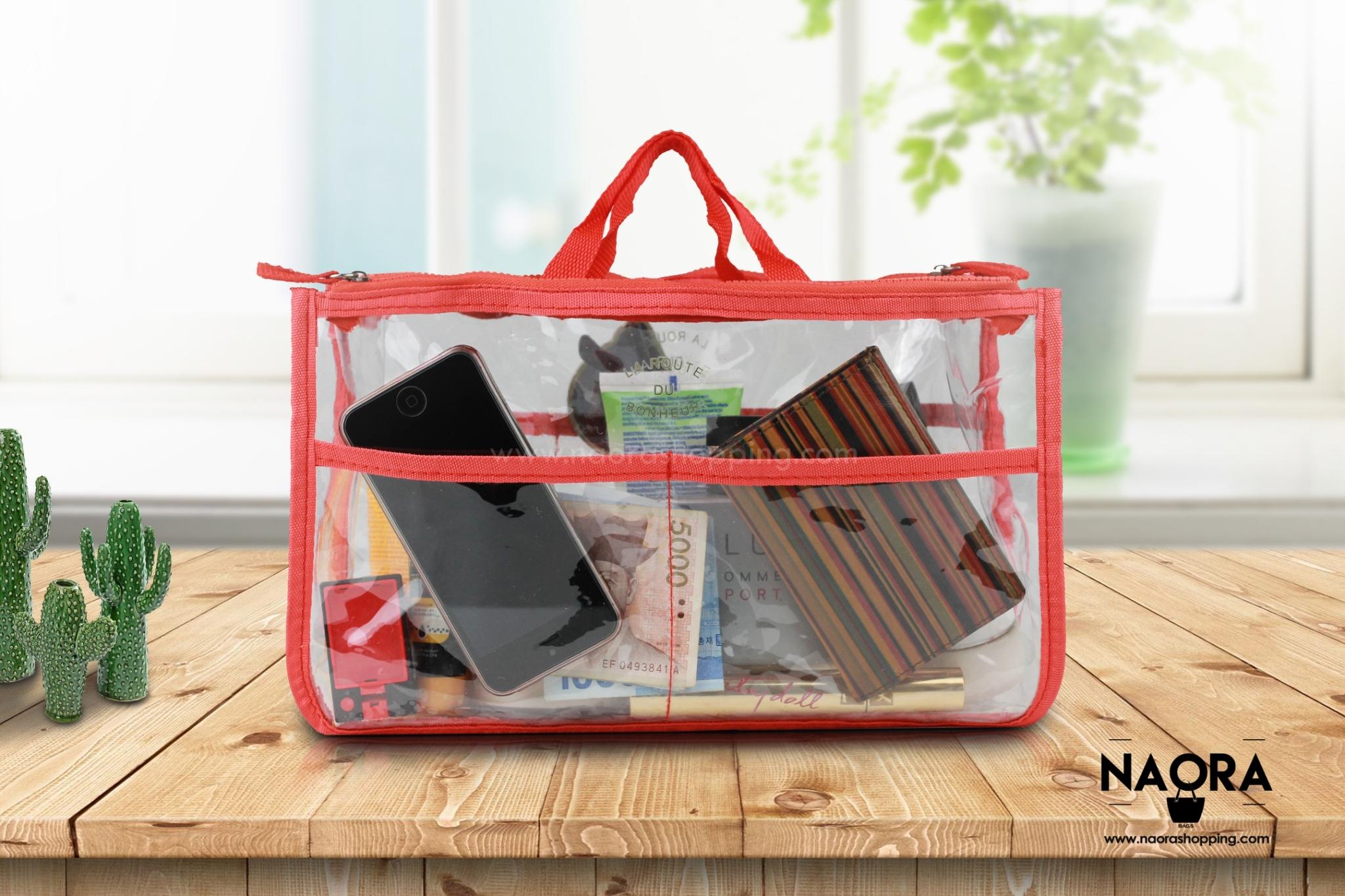 กระเป๋าจัดระเบียบ Bag in bag