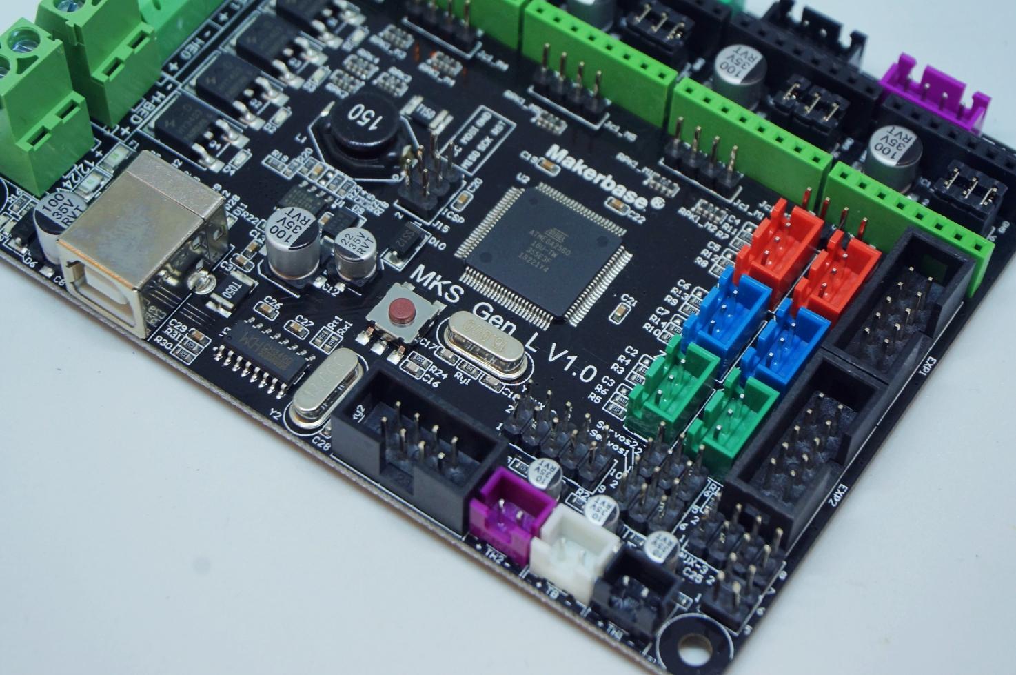 3D printer board MKS Gen L V1 0 controller